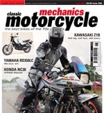 classic motorcycle mechanics mag