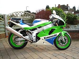 Restored Bikes Kawasaki KH250 KR-1S